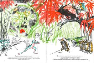 La bataille des grenouilles11